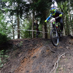 Photo of Barry HUSBAND at Forest of Dean