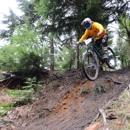 Photo of Michael ROBINSON (yth) at Forest of Dean
