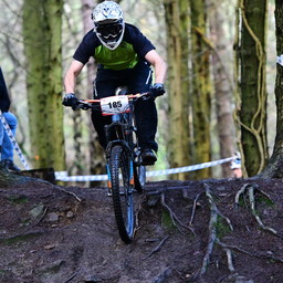Photo of Shaun DALY at Forest of Dean