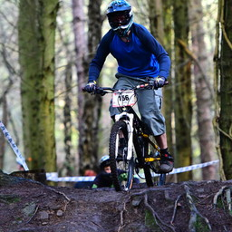 Photo of Russ PALMER at Forest of Dean