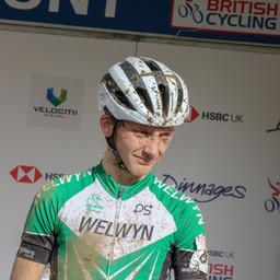 Photo of Joe KIELY at South of England Event Centre, Crawley