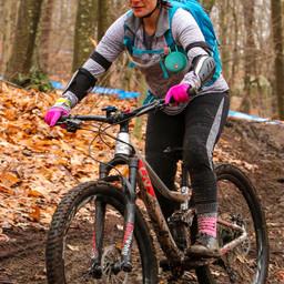 Photo of Corrina KERN at Lincoln Woods, RI