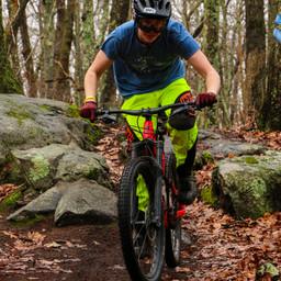 Photo of Patrick HOGAN at Lincoln Woods, RI