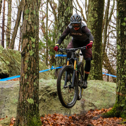 Photo of Luke MELLO at Lincoln Woods, RI