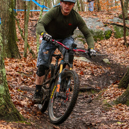 Photo of Scott MICKLE at Lincoln Woods, RI