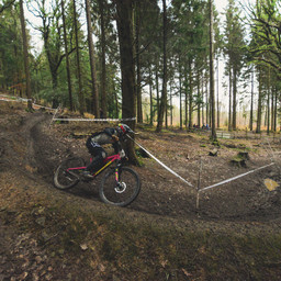 Photo of Jack GARRETT at Forest of Dean