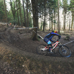 Photo of Mick STOTT at Forest of Dean