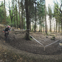 Photo of Mike REEVES at Forest of Dean