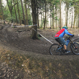 Photo of Gary SALTER at Forest of Dean