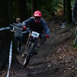 Photo of Hamish CAMERON EVELEIGH at Forest of Dean