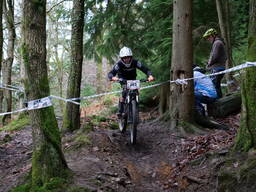 Photo of Chad LLOYD at Forest of Dean