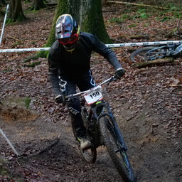Photo of Simon GALLIERS at Forest of Dean