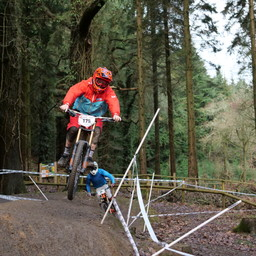 Photo of Daniel GRANT at Forest of Dean