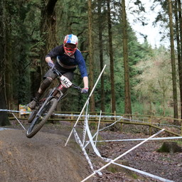 Photo of Steven HOLROYD at Forest of Dean