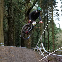 Photo of Leif WILSON-PALMER at Forest of Dean