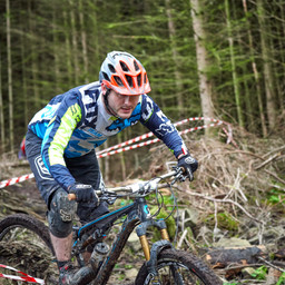 Photo of Ian BRIGGS at Ae Forest