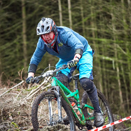 Photo of Chris MANDER at Ae Forest