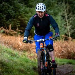 Photo of Stuart HUDDLESTON at Ae Forest