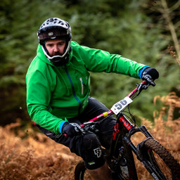 Photo of Kieron PRIOR at Ae Forest