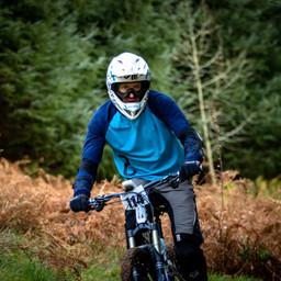 Photo of Stuart REARDON at Ae Forest