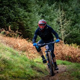 Photo of Fraser DALES at Ae Forest