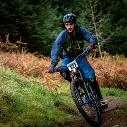 Photo of Shaun REILING at Ae Forest
