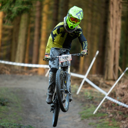 Photo of Rohan BARNES at Forest of Dean