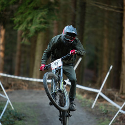 Photo of Lawrence DOUGALL at Forest of Dean