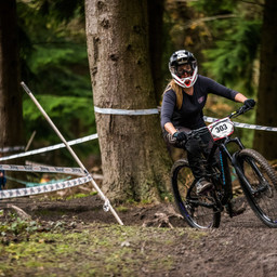 Photo of Jen WHANT at Forest of Dean