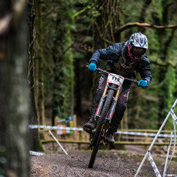 Photo of Liam ROSS at Forest of Dean