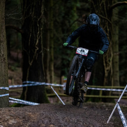 Photo of Tom COX (jun) at Forest of Dean