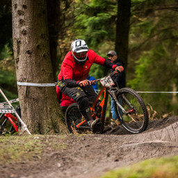 Photo of Mark WOODHOUSE at Forest of Dean