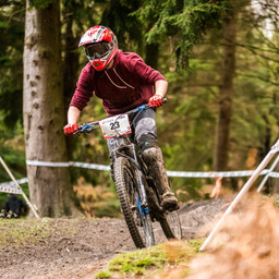 Photo of Lewis KERSHAW at Forest of Dean