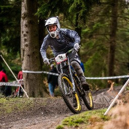 Photo of Haydn MOGG at Forest of Dean