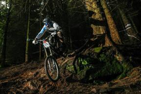Photo of Dan CRITCHLOW at Mynydd Du