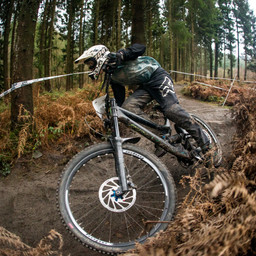 Photo of Ollie PETERS at Forest of Dean