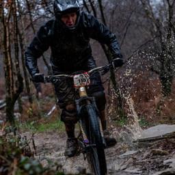 Photo of George BARNES at BikePark Wales
