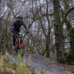 Photo of Tony GRIFFITHS at BikePark Wales