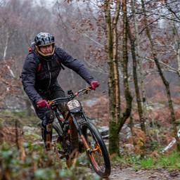 Photo of Stephen WOODS at BikePark Wales