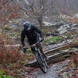 Photo of David ROBINSON (vet) at BikePark Wales