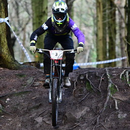 Photo of Ciaran KING at Forest of Dean