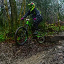 Photo of Ty WILSON-HIGHAM at BikePark Wales
