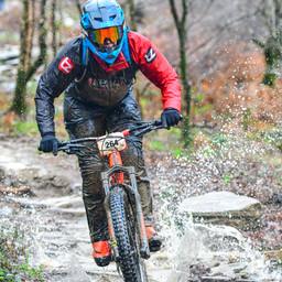 Photo of Lindsay HANLEY at BikePark Wales
