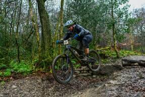 Photo of George KIMBER at BikePark Wales