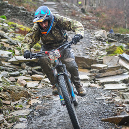 Photo of Barry FENTON at BikePark Wales