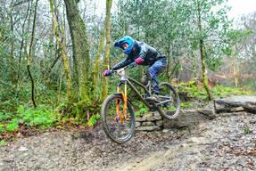 Photo of Robbie WHITE (u21) at BikePark Wales