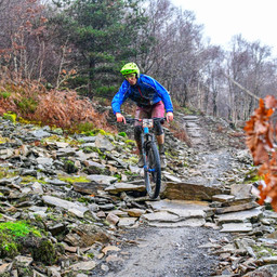 Photo of Luke WILLIAMS (sen) at BikePark Wales