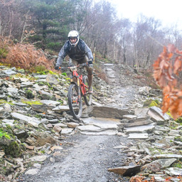 Photo of Mason PRITCHARD at BikePark Wales