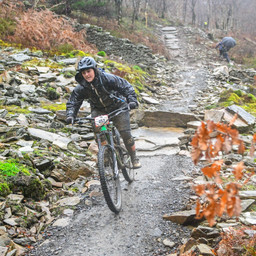 Photo of Emily TRILL at BikePark Wales