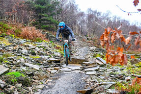 Photo of Fred HUNT at BikePark Wales